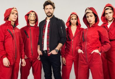 Money heist: if you have not watched it, you missing out?
