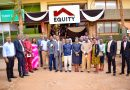 Equity bank Voi , joins in the 35 year celebrations.