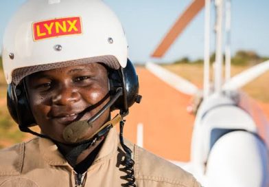 Son of a charcoal burner defies odds to become a conservationist pilot.