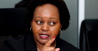 Waiguru exoneration; a proof that the law is blind and an ass