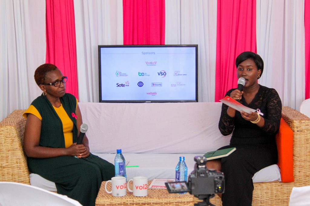 Eyeopener Cancer Forum by voi4iov foundation, quite a success