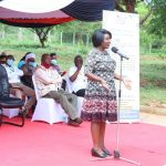 VSO, County Launch the GBV Campaign.